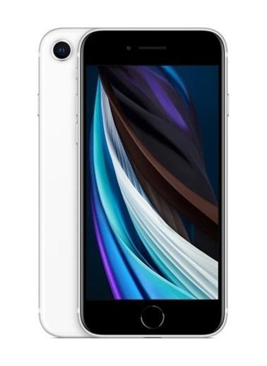 Apple iPhone SE 2 2020 128 GB Aksesuarsız Kutu Beyaz Beyaz